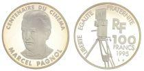 France 100 Francs Marcel Pagnol - Centenaire du Cinéma - 1995