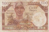 France 100 Francs Mercure, Trésor Français - 1947 - Série H.15
