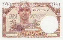 France 100 Francs Mercure, Trésor Public - 1955 - Epreuve - Neuf