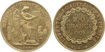 France 100 Francs Or Génie - 1903 A Paris