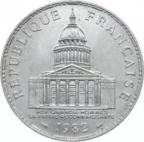 France 100 Francs Pantheon - 1982