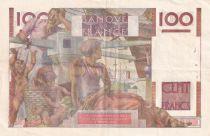 France 100 Francs Paysan - 02-12-1948 - Série A.274 - TTB+