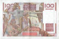 France 100 Francs Paysan - 03-04-1952 - Série E.437