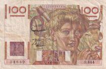 France 100 Francs Paysan - 03-04-1952 - Série O.444 - TTB