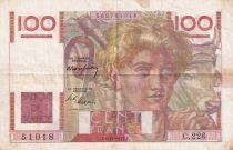 France 100 Francs Paysan - 06-11-1947 - Série C.226 - TTB