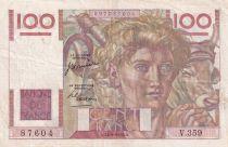 France 100 Francs Paysan - 24-08-1950 - Série V.359 - TTB