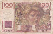 France 100 Francs Paysan - 29-06-1950 - Série E.357 - TB+