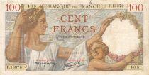 France 100 Francs Sully - 01-08-1940 Série F.13370 - TB