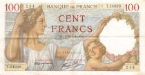 France 100 Francs Sully - 02-10-1941 Série P.24926 - TTB+