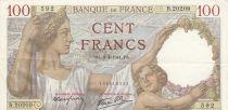 France 100 Francs Sully - 03-04-1941 - Série R.20209