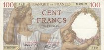 France 100 Francs Sully - 03-04-1941 - Série R.20209