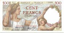 France 100 Francs Sully - 03-04-1941 Série F.20281
