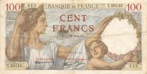 France 100 Francs Sully - 05-03-1942 Série Y.29113 - TB
