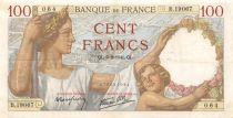 France 100 Francs Sully - 06-02-1941 Série B.19067 - TTB