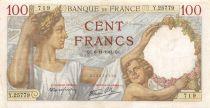 France 100 Francs Sully - 06-11-1941 Série Y.25779 - TTB+