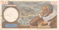 France 100 Francs Sully - 07-11-1940 Série Z.16030 - PTTB
