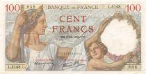 France 100 Francs Sully - 07-12-1939 Série L.5148 - TTB