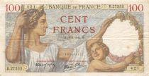 France 100 Francs Sully - 08-01-1942 Série B.27533 - TB