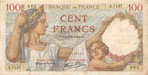 France 100 Francs Sully - 08-02-1940 Série A.7137 - TTB