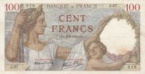 France 100 Francs Sully - 08-06-1939 Série Z.97