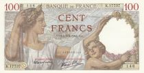 France 100 Francs Sully - 09-01-1941 Série K.17737