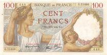 France 100 Francs Sully - 10-07-1941 Série G.23486 - TTB