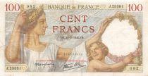 France 100 Francs Sully - 10-07-1941 Série J.23381 - TTB