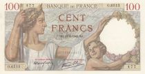 France 100 Francs Sully - 11-01-1940 Série O.6513-477