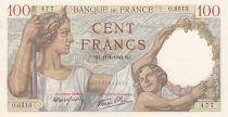 France 100 Francs Sully - 11-01-1940 Série O.6513-477