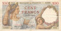 France 100 Francs Sully - 11-01-1940 Série Q.6323 - TB