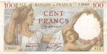 France 100 Francs Sully - 12-02-1942 Série A.28453 - TTB