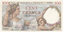 France 100 Francs Sully - 14-03-1940 Série R.8864