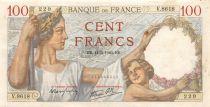 France 100 Francs Sully - 14-03-1940 Série V.8618 - TTB