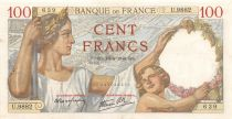 France 100 Francs Sully - 18-04-1940 Série U.9882 - TTB