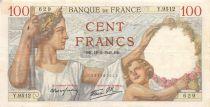 France 100 Francs Sully - 18-04-1940 Série Y.9512 - TTB
