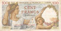 France 100 Francs Sully - 20-06-1940 Série S.12134 - TB