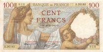 France 100 Francs Sully - 20-11-1941 Série A.26145 - TTB