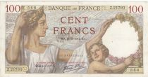 France 100 Francs Sully - 21-05-1941 - Série Z.21793