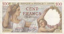 France 100 Francs Sully - 21-05-1941 - Série Z.21793