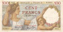 France 100 Francs Sully - 21-05-1941 Série H.21611 - TTB