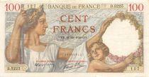 France 100 Francs Sully - 21-12-1939 Série D.5225 - TTB