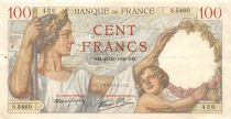 France 100 Francs Sully - 21-12-1939 Série S.5460 - TTB