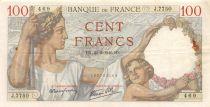 France 100 Francs Sully - 22-02-1940 Série J.7750 - TB
