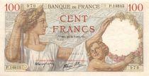France 100 Francs Sully - 22-08-1940 Série P.14815 - TTB