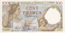 France 100 Francs Sully - 23-04-1942 Série Y.30329