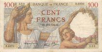 France 100 Francs Sully - 25-01-1940 Série R.6970 - TTB