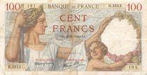France 100 Francs Sully - 26-10-1939 Série H.3513 - TTB