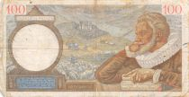 France 100 Francs Sully - 28-09-1939 Série P.2005 - PTB