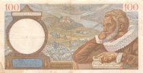 France 100 Francs Sully - 28-09-1939 Série S.1616 - TTB