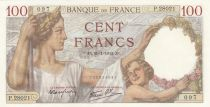 France 100 Francs Sully - 29-01-1942 - Various Serials